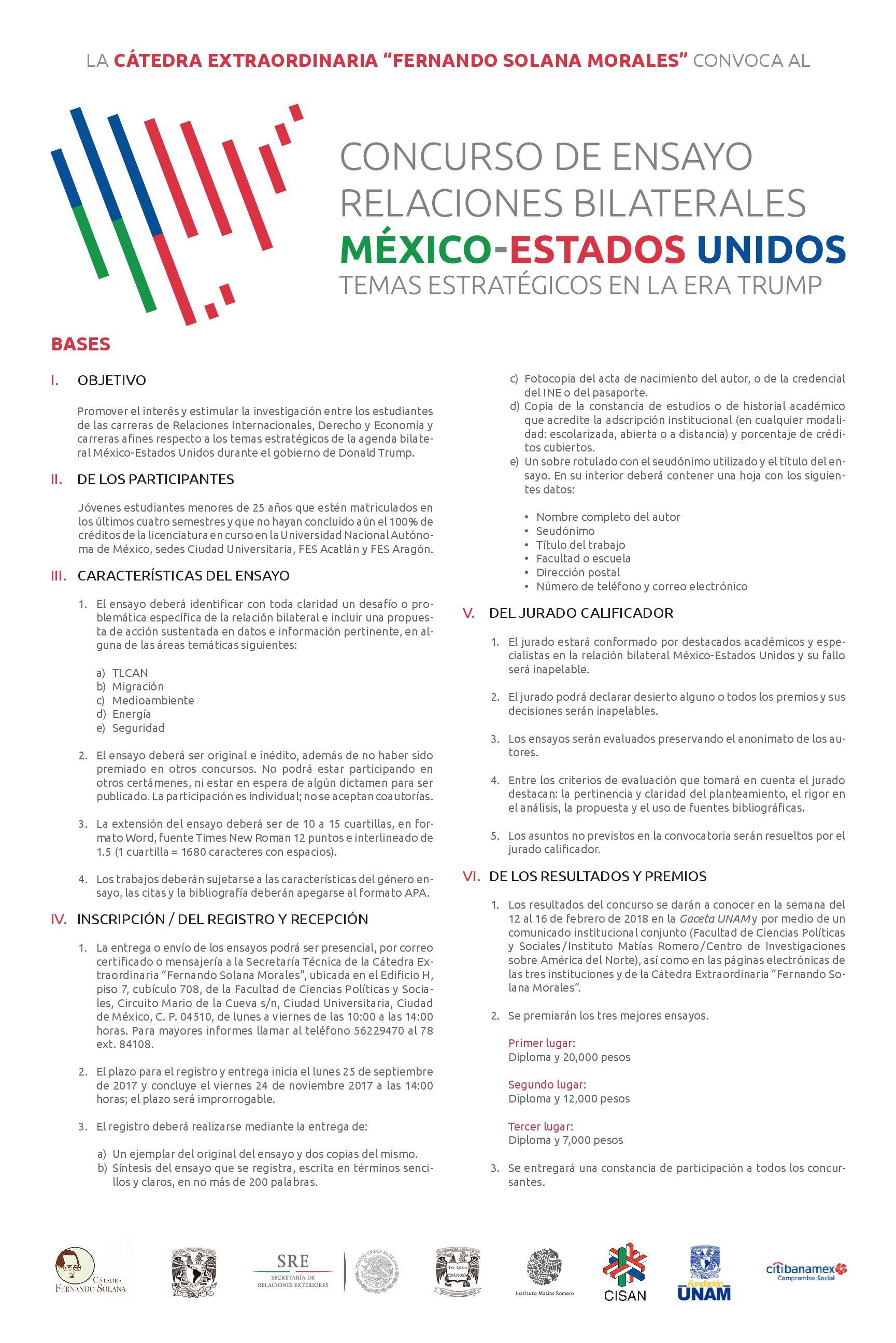 Cartel para impresión MX-USA 2-001